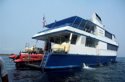 Malaysia - Ocean Rover Liveaboard safari - July