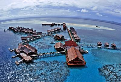 Malaysia - Sipadan Island and Kapalai Resort - August