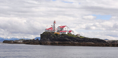 Lighthouse at Green Islet