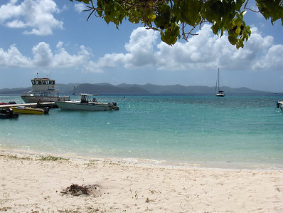 BVI JVD Tobago Islands trip with Capt. Colin