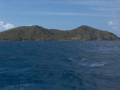BVI JVD Tobago Island trip leaving JVD