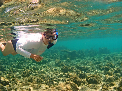 Virgin Gorda Snorkel Mahoe Bay