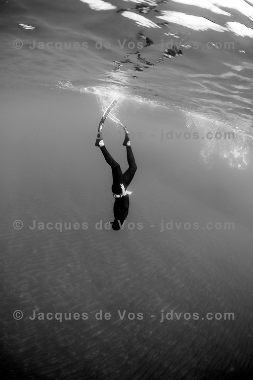 Inverted Bliss - Tenerife B&W