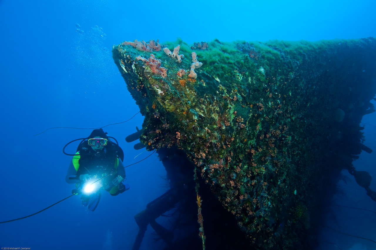Bow of the Hilma Hooker