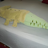 Towel Crocodile