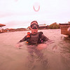 Mark as we head out for the first dive of the week, a Saturday twilight dive