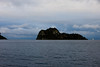 Thirty-six hours later we were tied to a mooring ball at Chatham Bay, Cocos Island.  This is a view of Manuelita Island where we enjoyed some of our best diving.