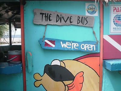 Curacao Dive Bus