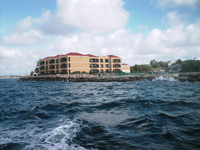 Curacao Mambo Beach Curacao Scuba Dolphin Dive with Ocean Encounters