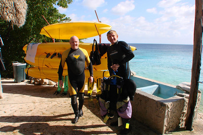 "Curacao Scuba Playa Kalki ""Alice in Wonderland"" Ocean Encounters West Dive Shop"