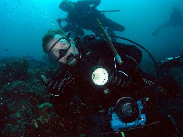 Doug Pearson<br /> Kungkungan, North Sulawesi
