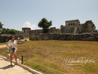 More Tulum ruins