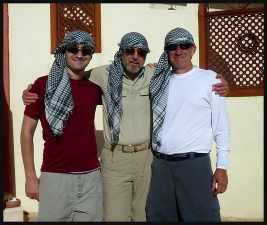 Diving on the Red Sea Aggressor with Ben and Paul