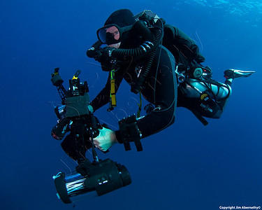 Diving the new Kiss Spirit CCR