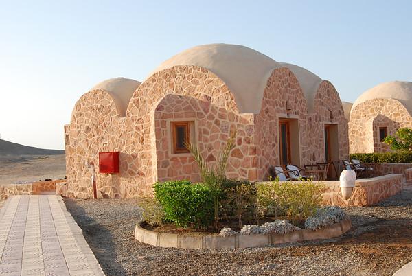 Ecolodge Shagra Village, Egypt, October 10-17 2011