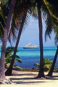 MV WAVEDANCER - My Ship. Lighthouse reef; Belize Liveaboard; 200 tons, 125'