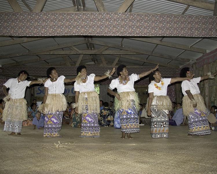 Fijian Village visit