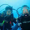 Wonderful dive team!