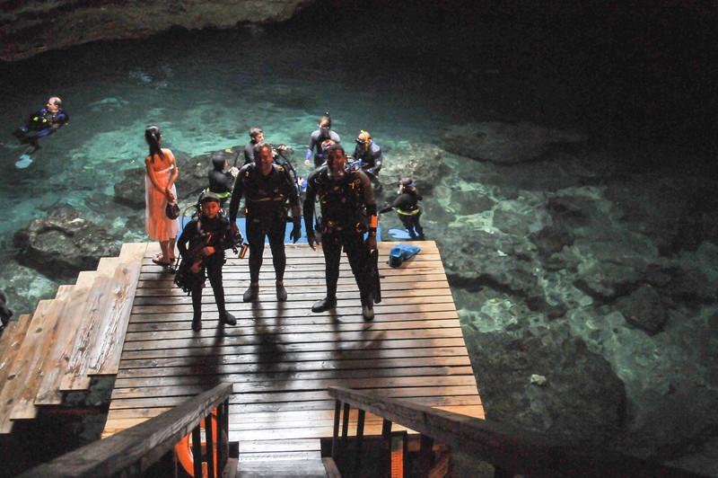 Blue Grotto, April 2009