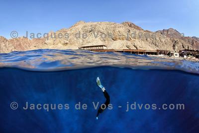Blue Hole, Dahab - Egypt