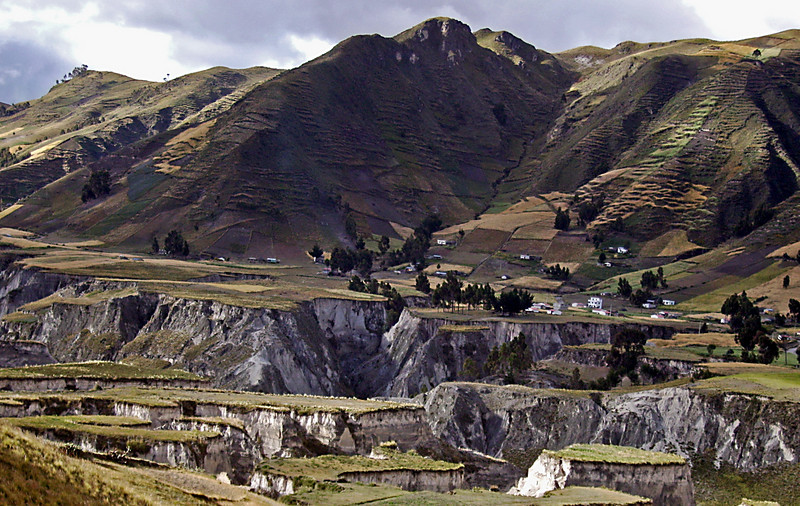 Canyon on Latacunga Loop
