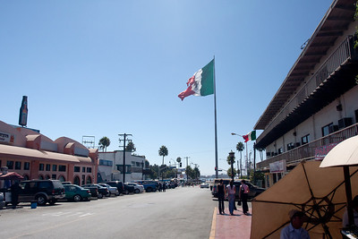 Downtown Ensenada