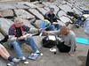 2008-06-15 15. Hällebäck. John 70. notera den underdåniga stilen.