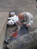 2008-06-15 02. Hällebäck. John 70. Toastmaster Björn tar över i den tilltagande vinden.