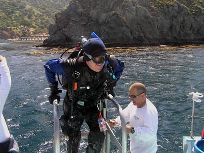 alan grant walter marti coming on board april 26th, on the sea bass
