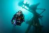 The USNS General Hoyt S. Vandenberg shipwreck, Florida Keys