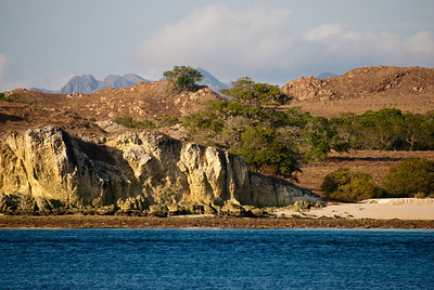 "A land time has forgotten.....  Tatawa Besar (""Big"" Tatawa Island).  North Komodo National Park, Indonesia."