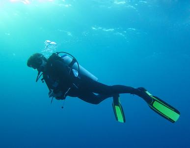 Linda's 1000th Dive 24-Feb-2011