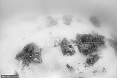 What remains of El Vencedor