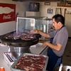 Carne Asade taco's in Encenada