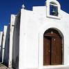 Church at Carmen Isl.salt mine camp