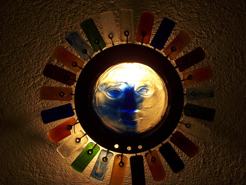 Indoor Sun God, Catavina Hotel