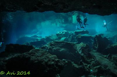 Mexico Cenotes 2014