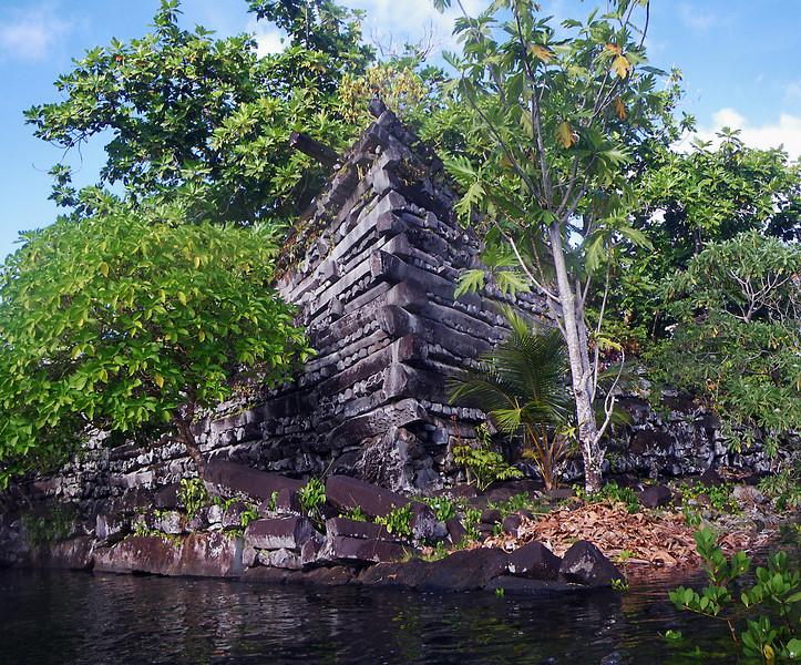 Nan Madol ruins, Pohnpei
