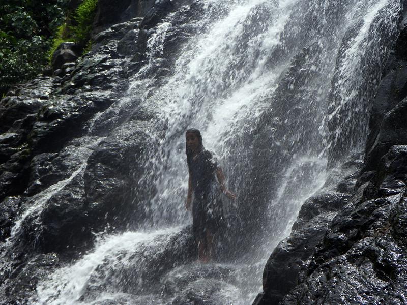 Waterfall, Pohnpei