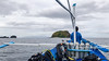 Headed from Aiyanar to Sombrero Island, which had beautiful, healthy reefs