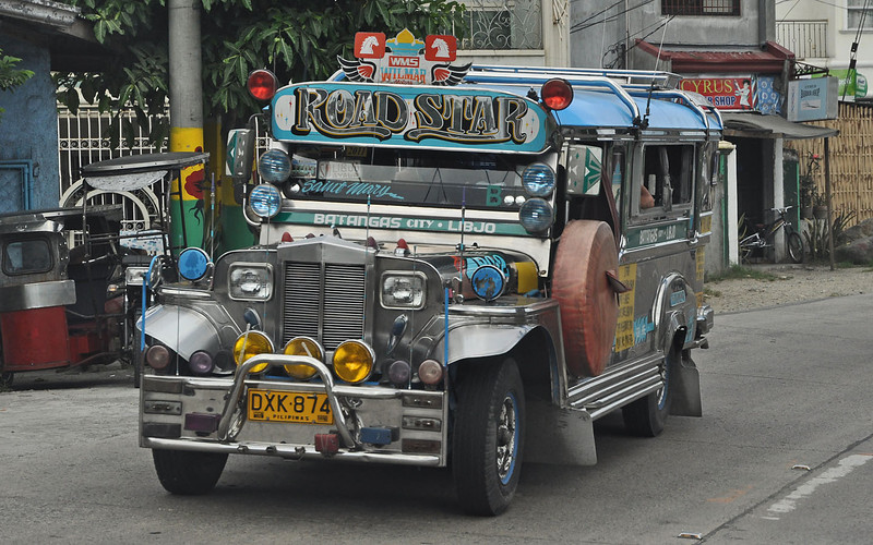 Designed and built by various shops in the Philippines, they are based largely on WWII jeeps left behind by American forces.