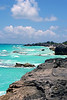 062306_DSC152342 / The outer lava rock breakers at Chaplin Bay, Bermuda