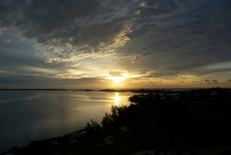 Sunrise - From the sunrise photo series,Tuckers Point, Bermuda.