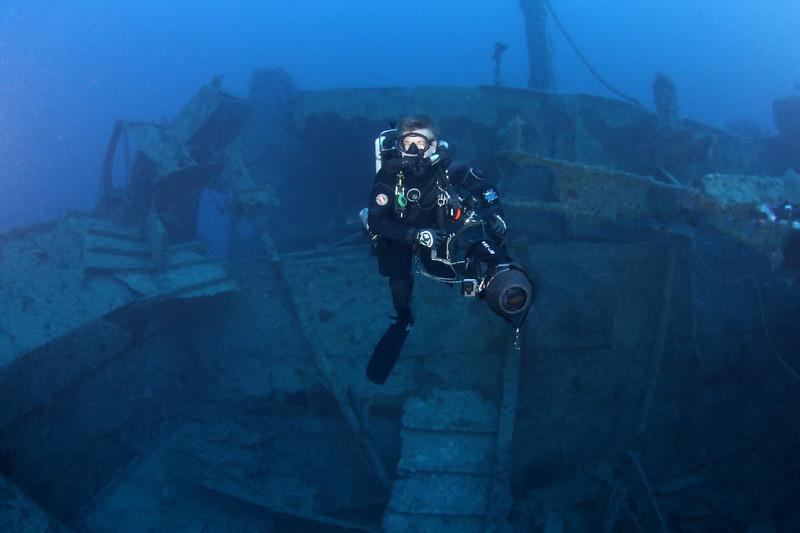 Hydro Atlantic wreck, Florida