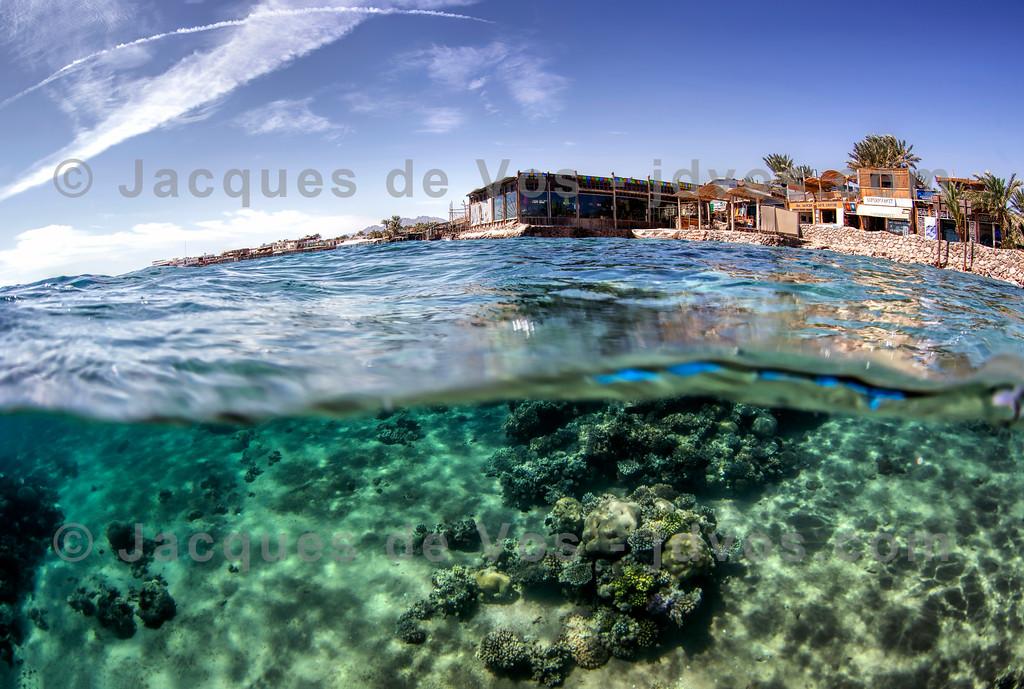 Lighthouse Bay, Dahab - Egypt