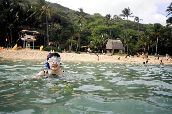 Sara Hawaii 2005