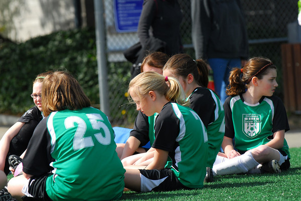 Spring Soccer Mustangs 2010