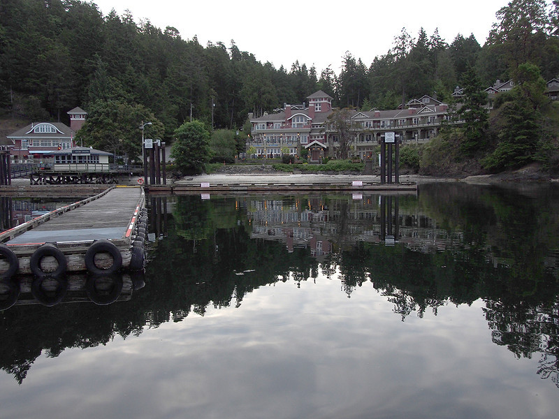 Bedwell Harbour, South Pender Island, Canada. June 8, 2013