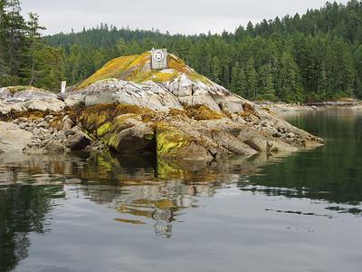 Prudeuax Haven, Desolation Sound, BC, Canada June 8, 2013
