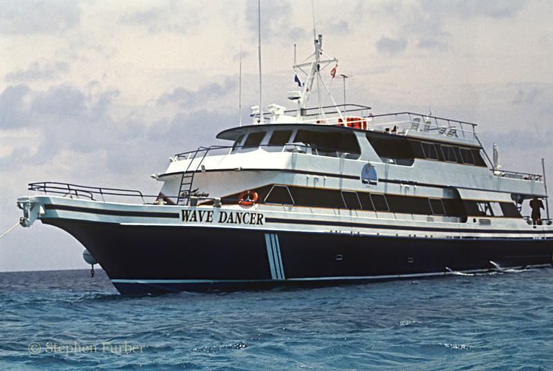 MV WAVEDANCER - Belize Liveaboard; 200 tons, 125'